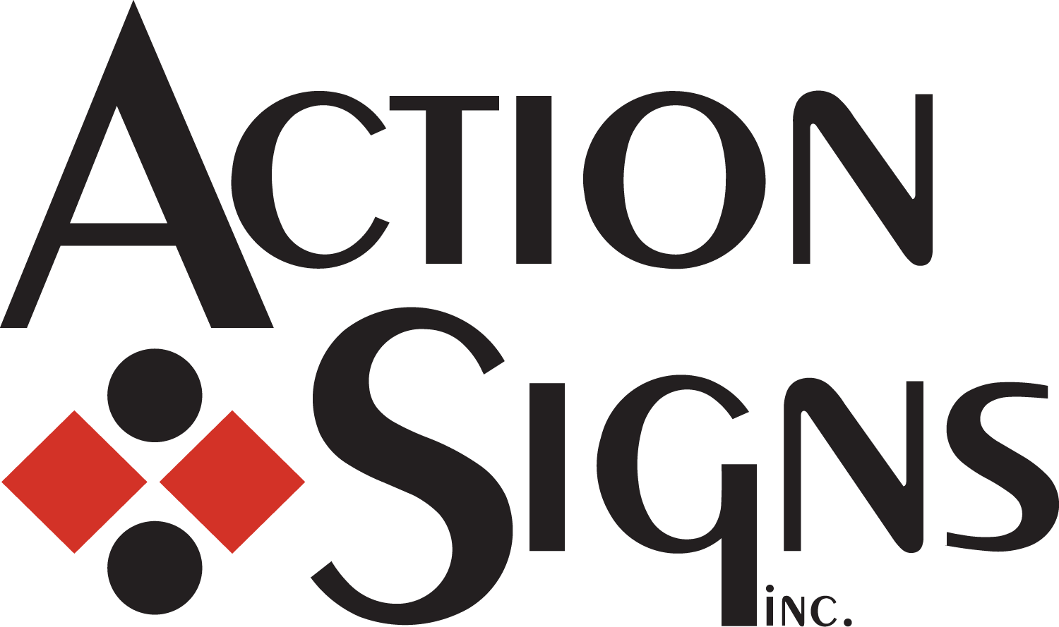 Action Signs